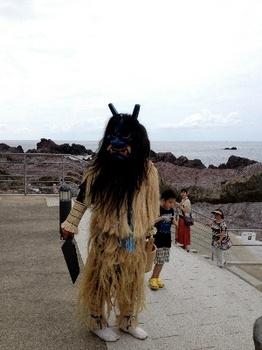 2012 お盆 男鹿水族館前4.JPG