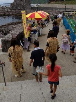 2012 お盆 男鹿水族館前1.JPG
